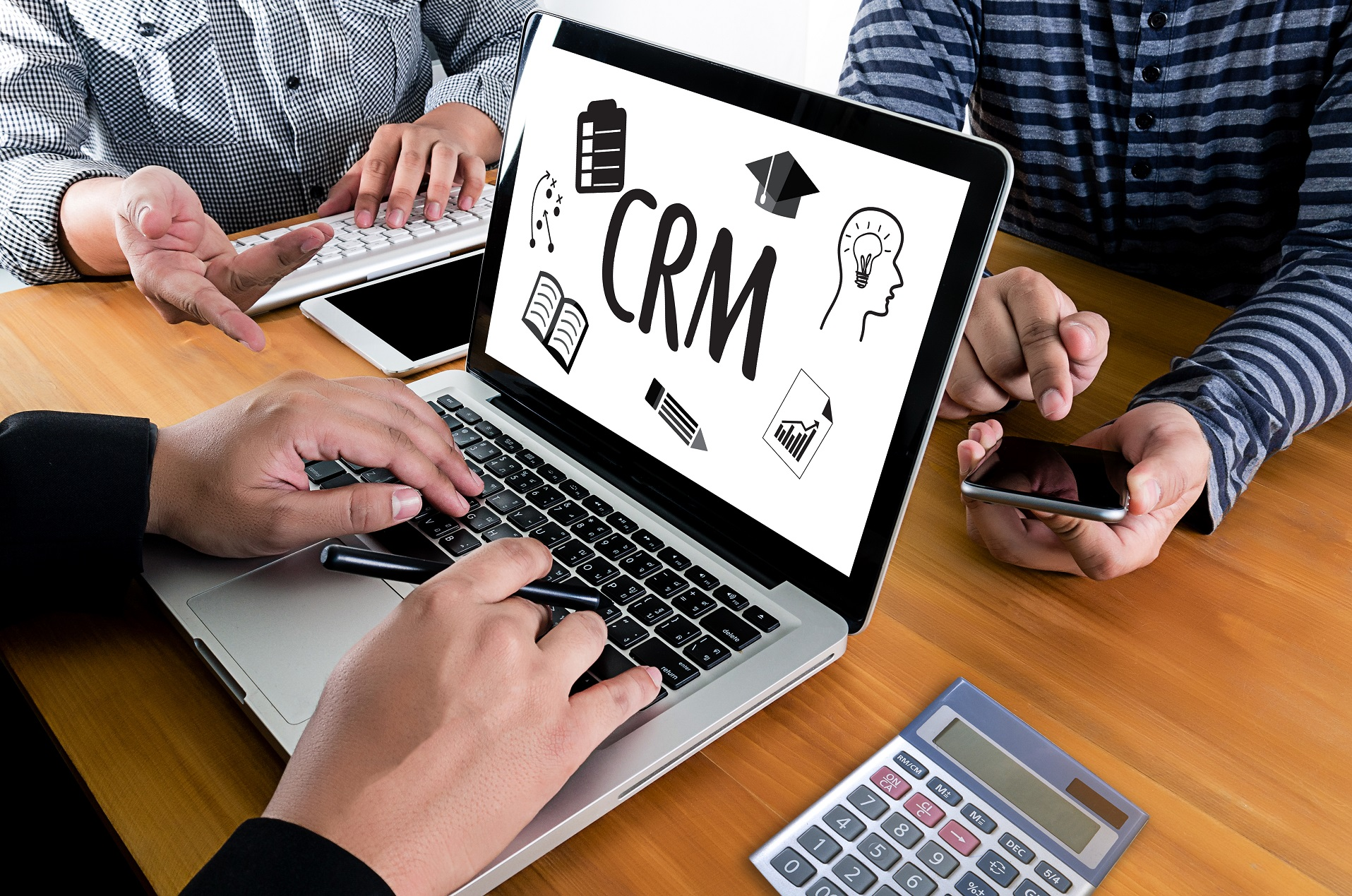 Own your CRM with source code